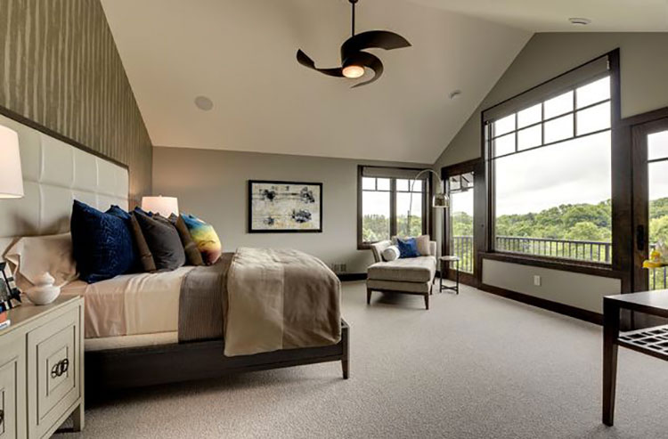 Taupe Bedroom Decor Ideas # 04