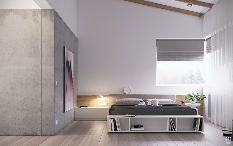 Pearl gray furniture for bedroom # 08