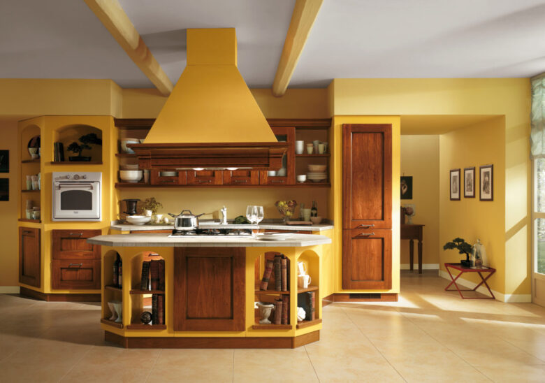 best-colors-classic-kitchen-yellow