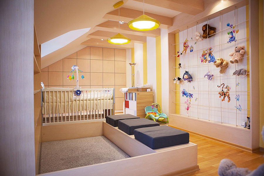 Wall decorations for children's bedrooms n.08