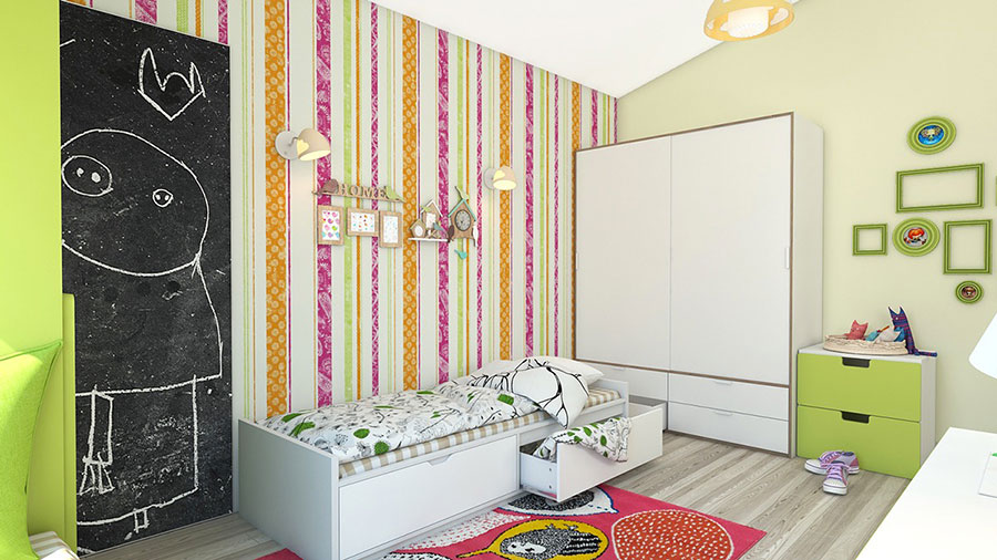 Wall decorations for children's bedrooms n.05
