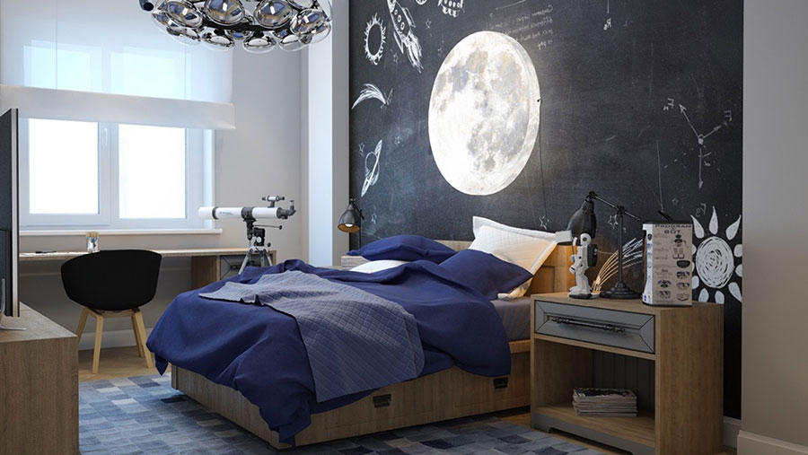 Wall decorations for children's bedrooms n.07
