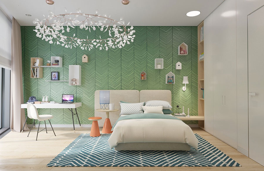 Wall decorations for children's bedrooms n.09