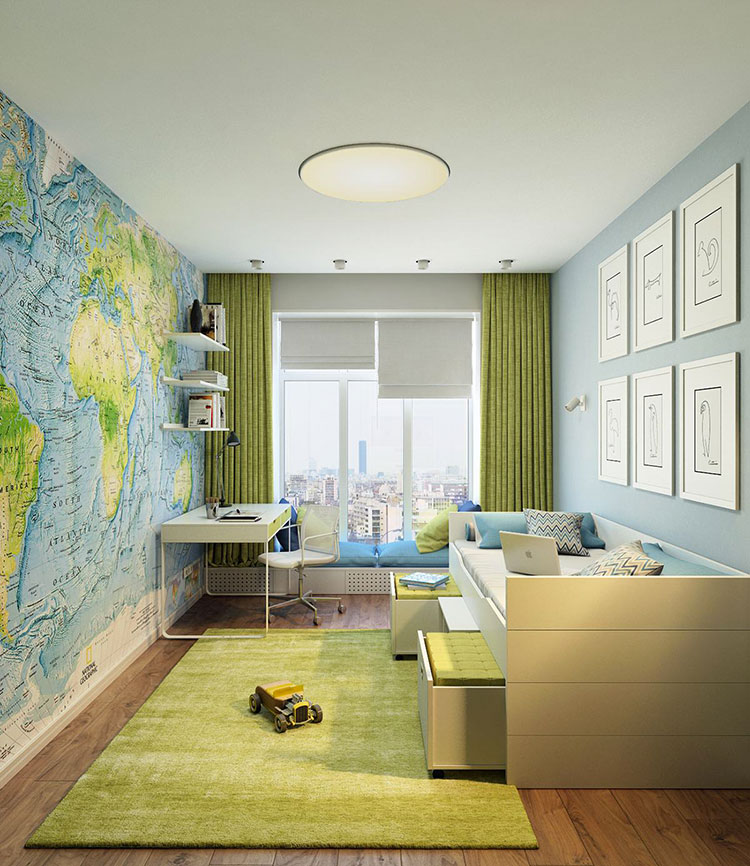 Wall decorations for children's bedrooms n.15