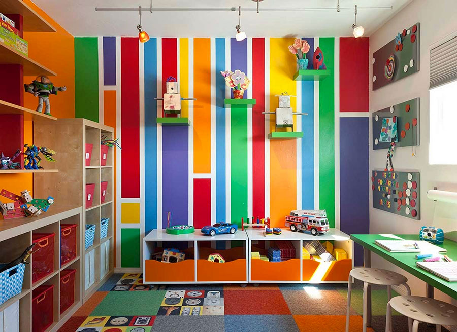 Wall decorations for children's bedrooms n.24