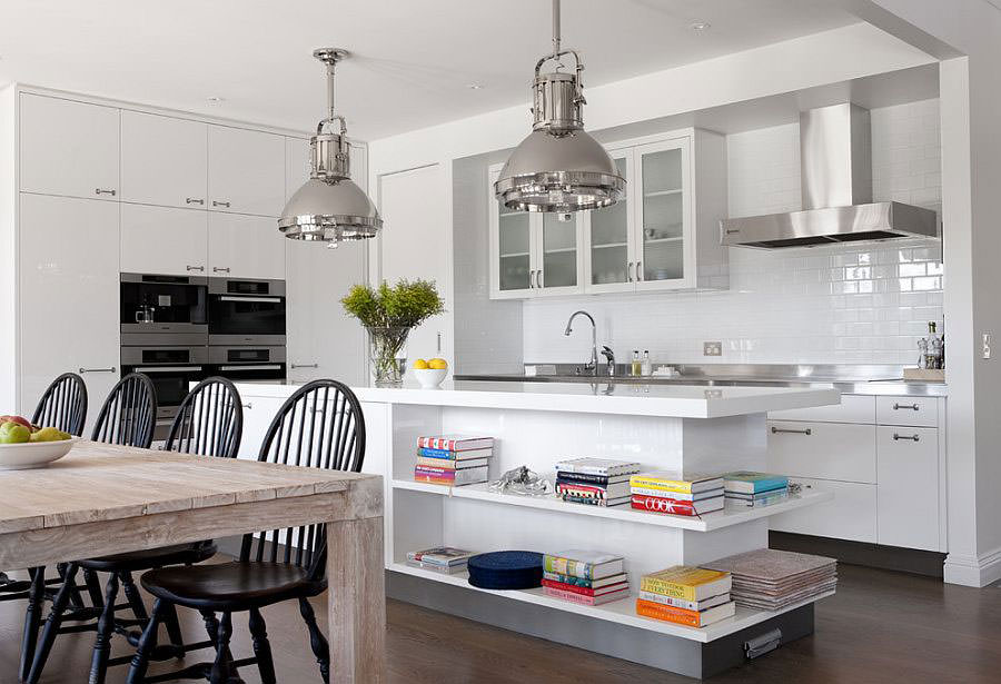 Kitchen model with open island n.02