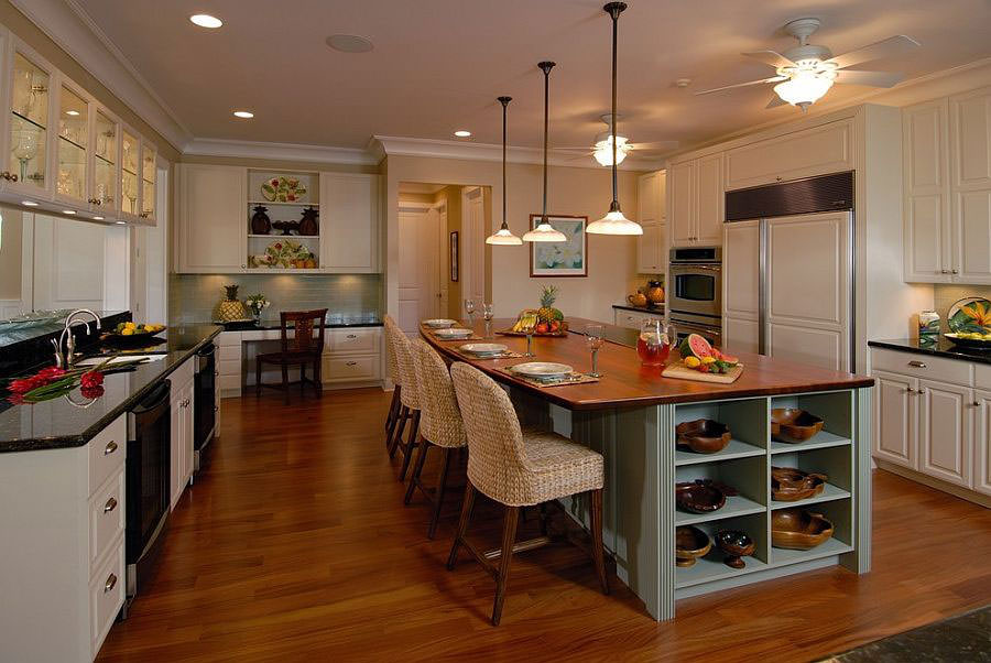 Kitchen model with open island n.22