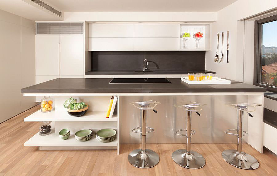 Kitchen model with open island n.21
