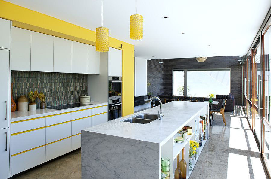 Kitchen model with open island n.18