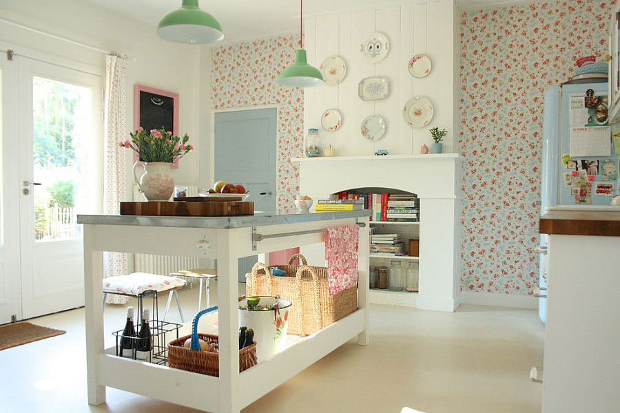 Kitchen model with open island n.16