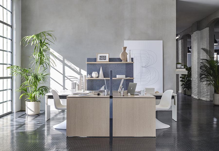 Ideas for furnishing a modern office n.03