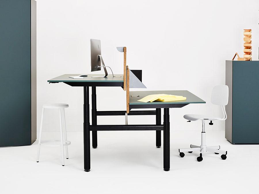 Ideas for furnishing a modern office n.04