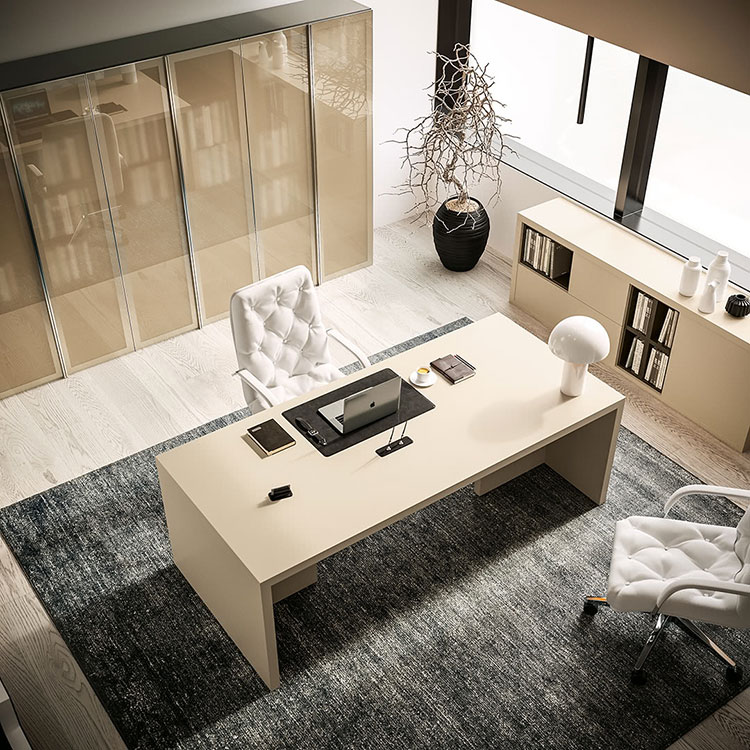 Ideas for furnishing a modern executive office n.02
