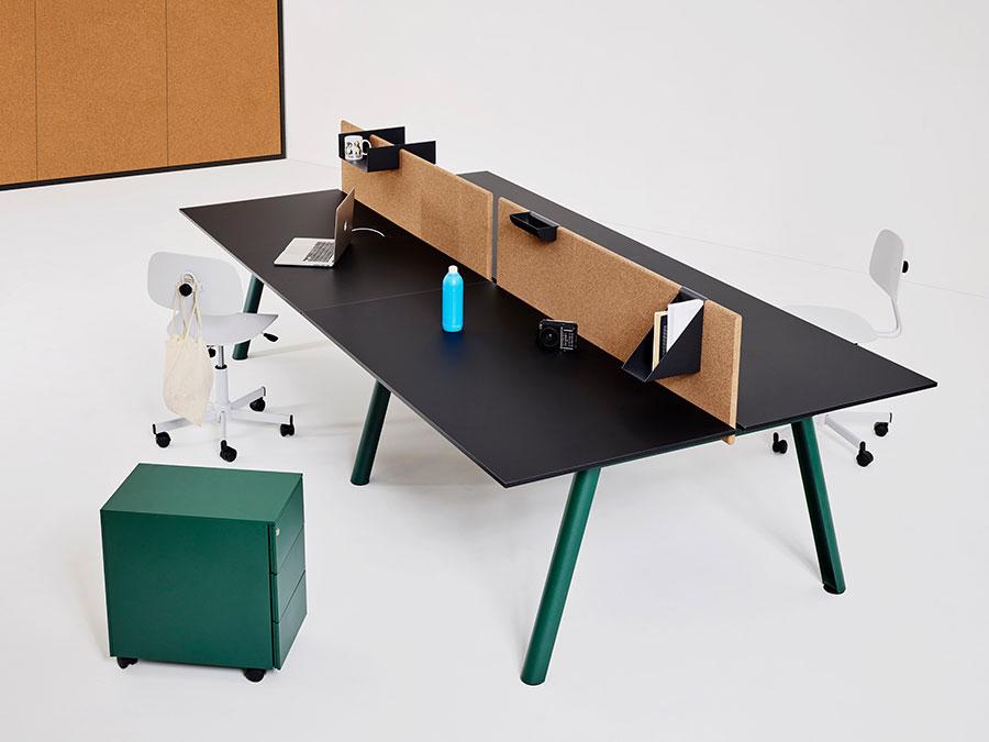 Ideas for furnishing a modern office n.06