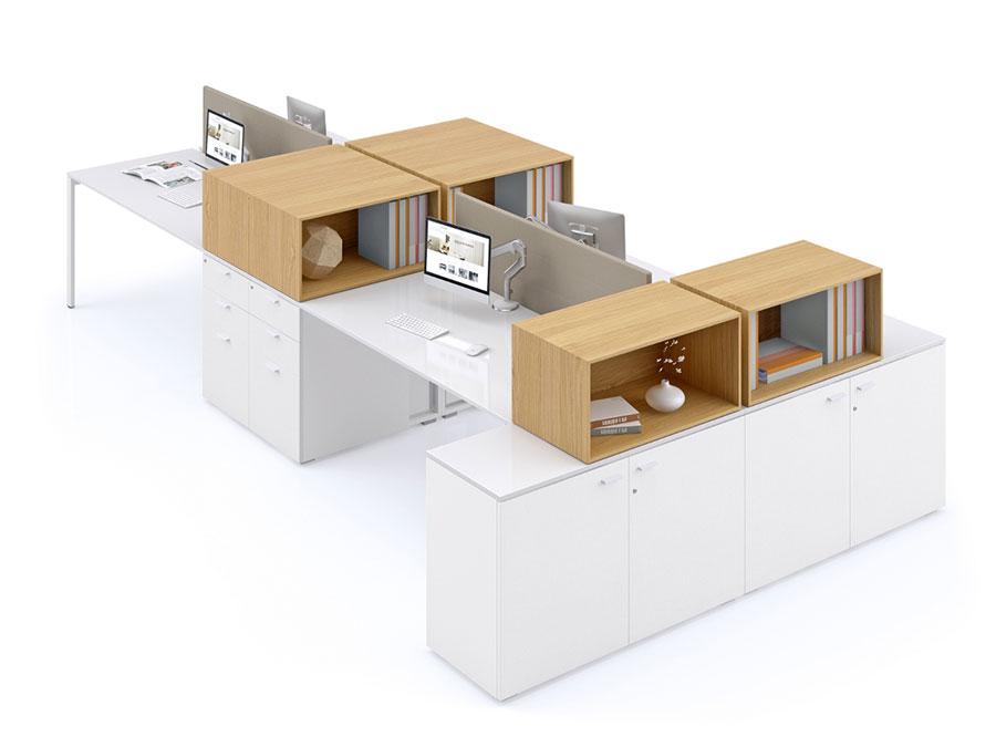 Ideas for furnishing a modern office n.11