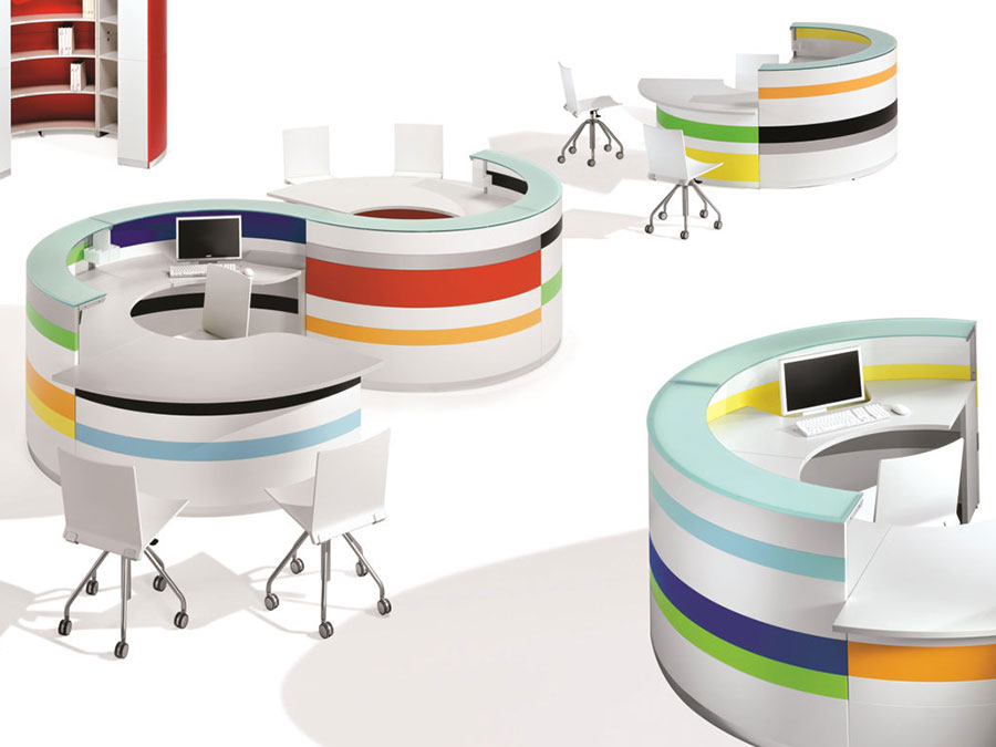Ideas for furnishing a modern office n.09