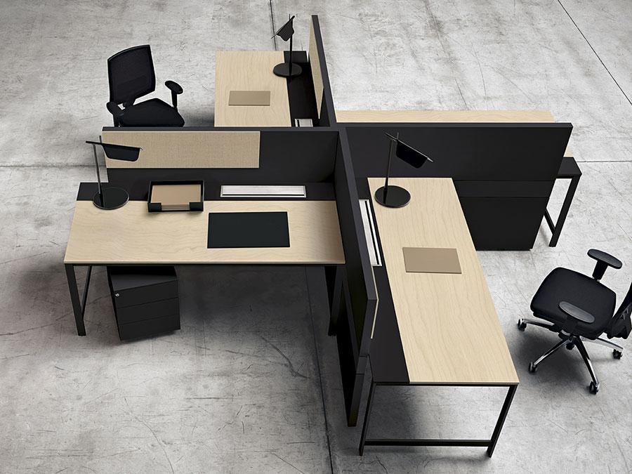 Ideas for furnishing a modern office n.05