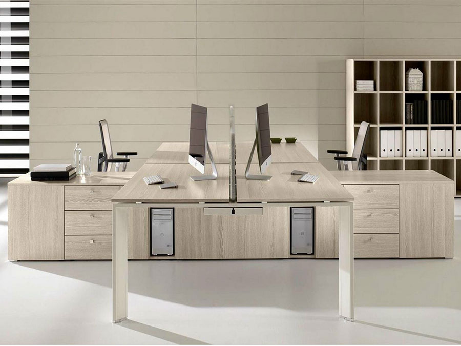 Ideas for furnishing a modern office n.10