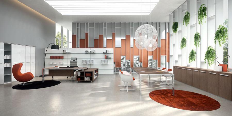 Modern design office furniture ideas # 01