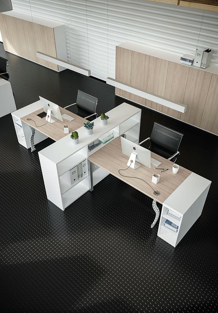 Ideas for furnishing a modern office n.19