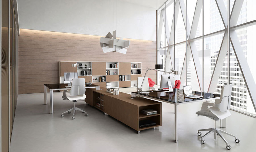 Modern design office furniture ideas # 11
