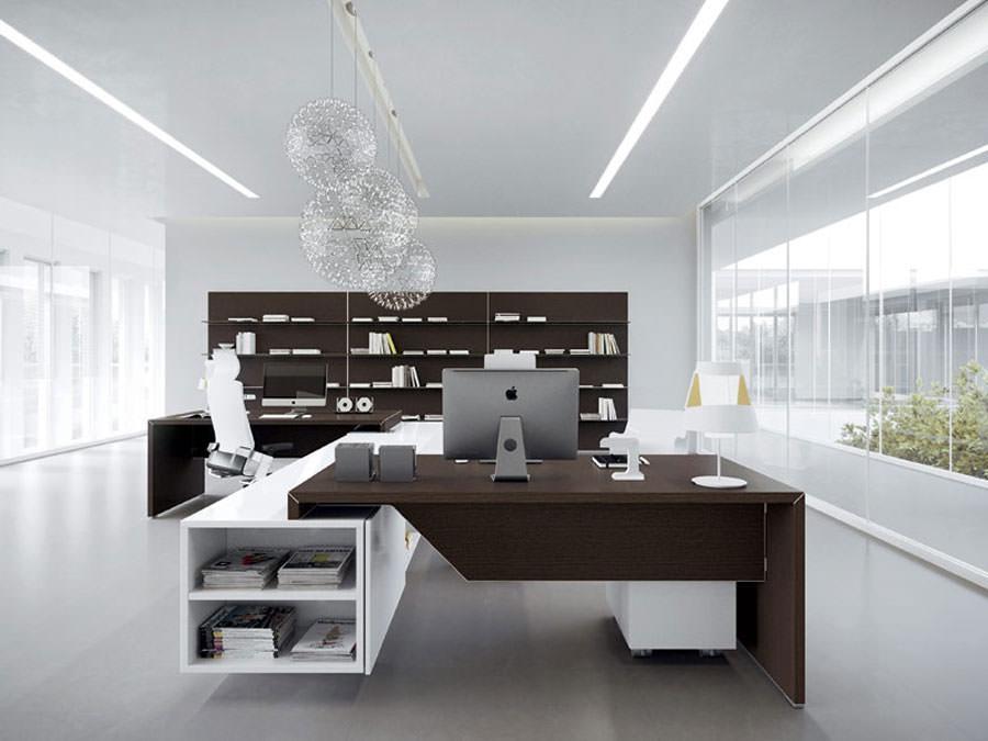 Modern design office furniture ideas # 25
