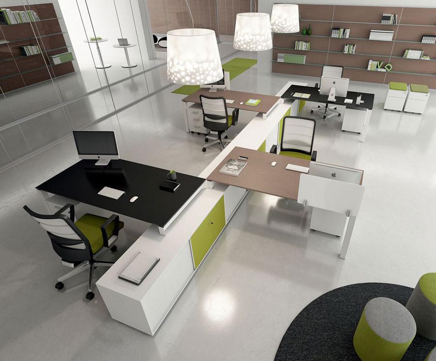 Modern design office furniture ideas # 14