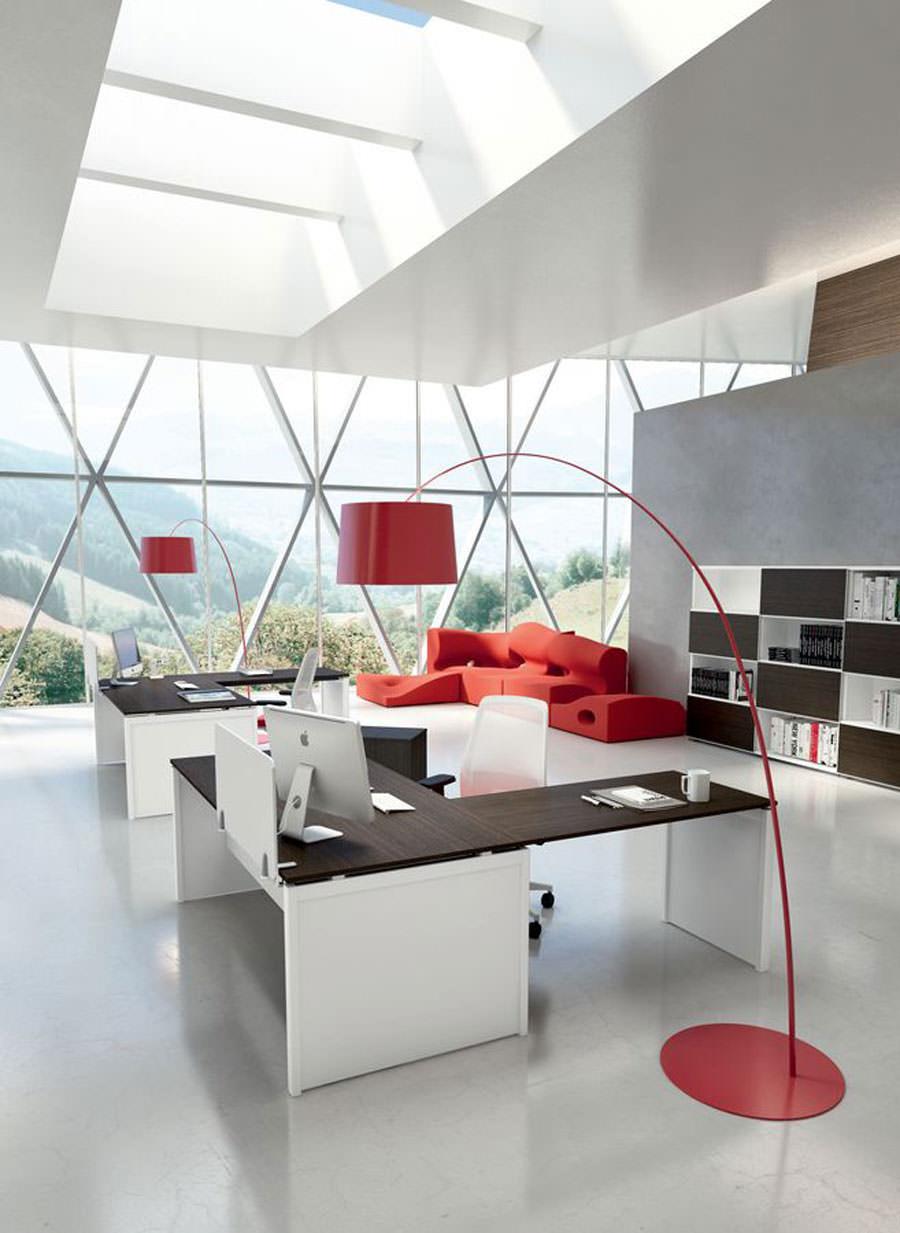 Modern design office furniture ideas # 18