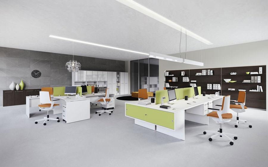 Modern design office furniture ideas # 21