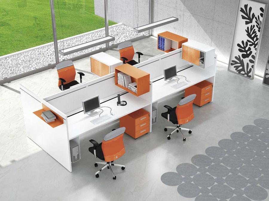 Modern design office furniture ideas # 19