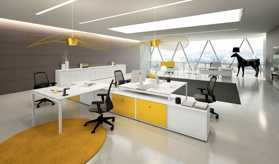 Modern design office furniture ideas # 07
