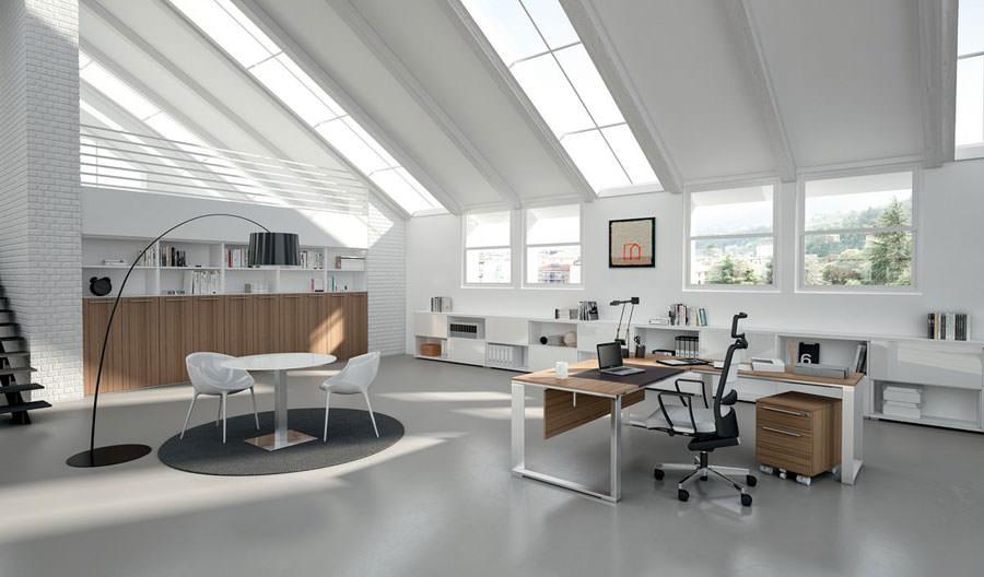 Modern Design Office Furniture Ideas # 09