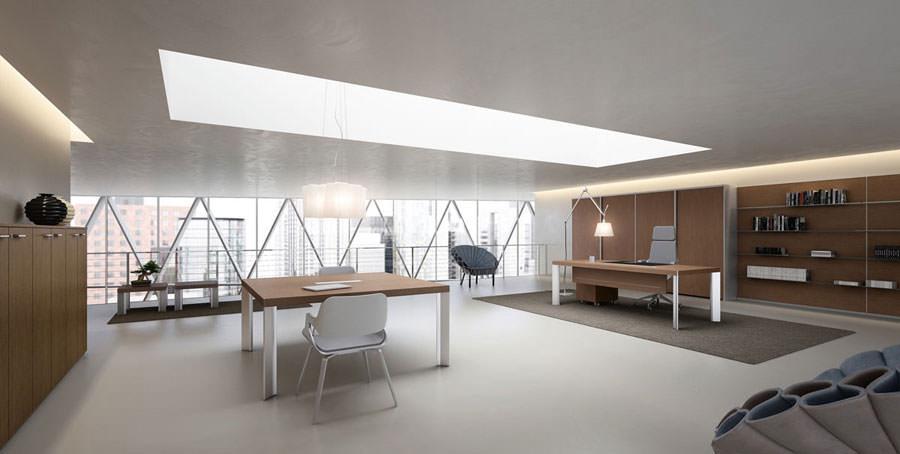 Modern design office furniture ideas # 28