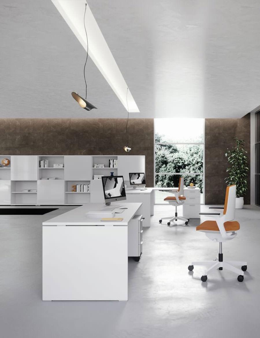 Modern design office furniture ideas # 23