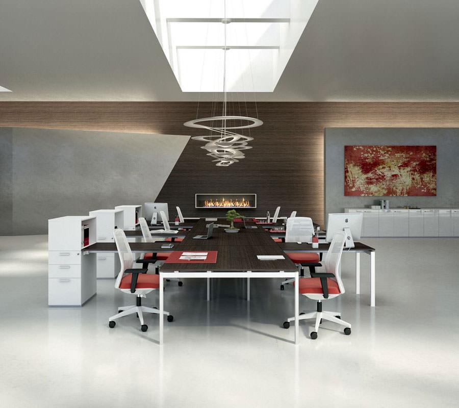 Modern design office furniture ideas # 17