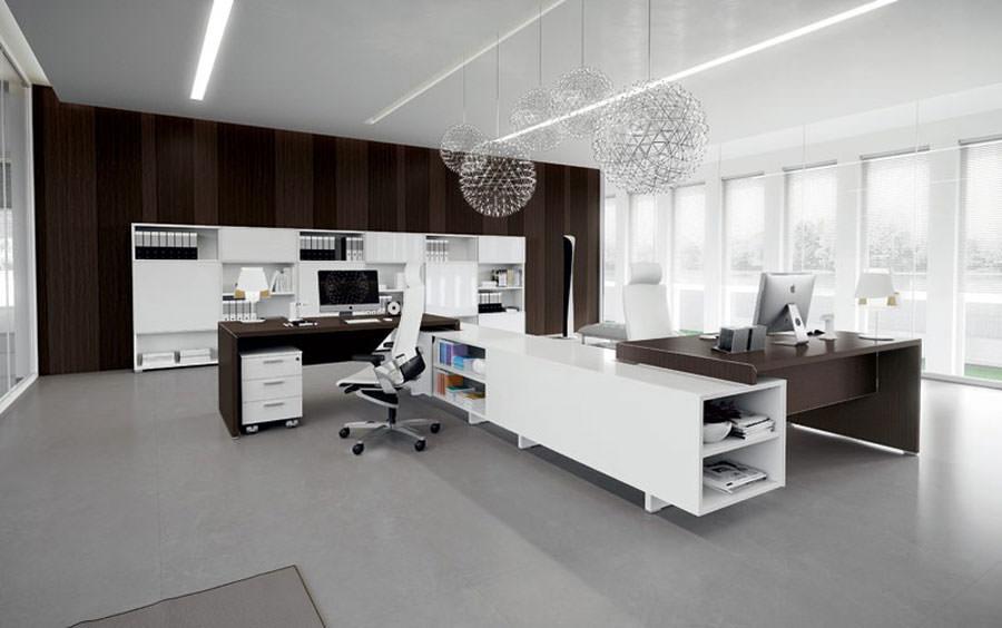 Modern design office furniture ideas # 24