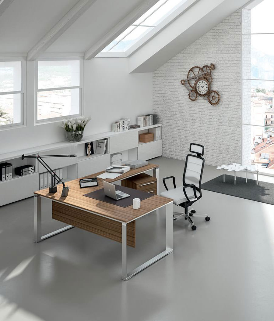 Modern design office furniture ideas # 10