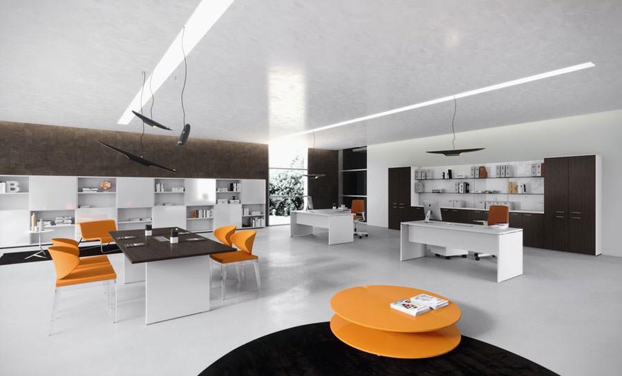 Modern design office furniture ideas # 22