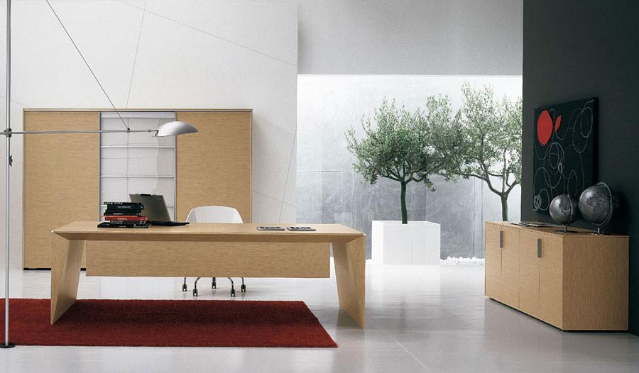 Modern design office furniture ideas # 26