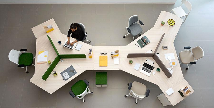 Idee arredo ufficio moderno