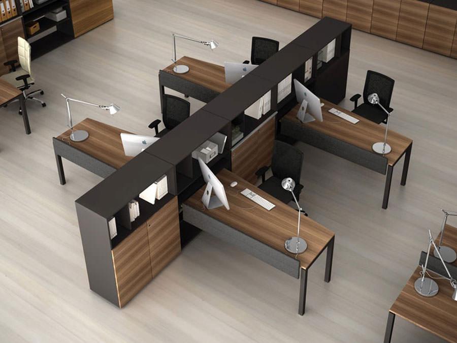 Modern design office furniture ideas # 37