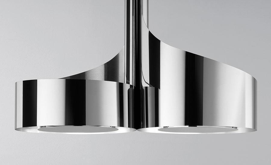 Ceiling kitchen hood model n.02