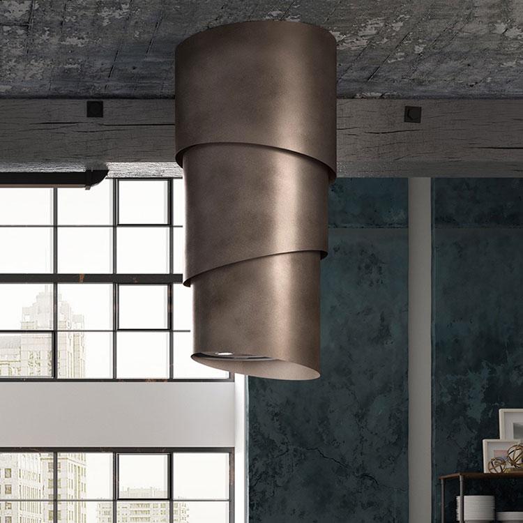 Modern kitchen hood model n.21