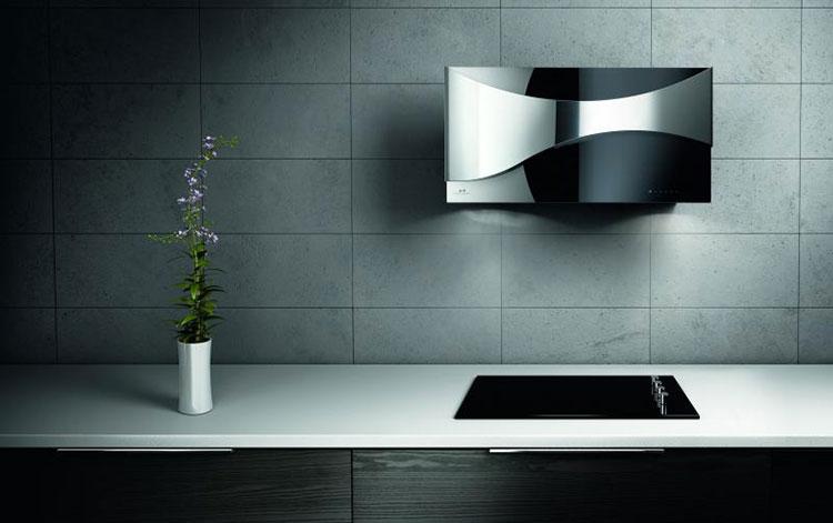 Modern kitchen hood model n.26