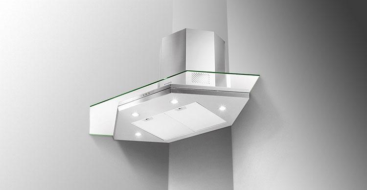 Modern kitchen hood model n.22
