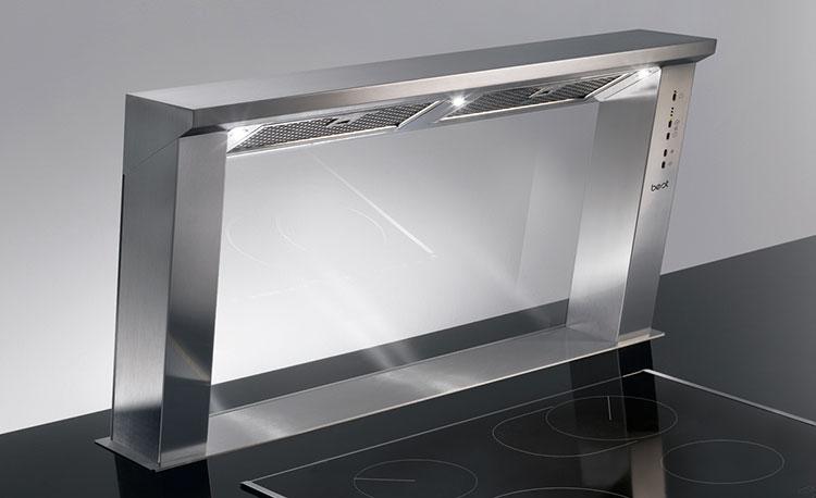 Modern kitchen hood model n.12