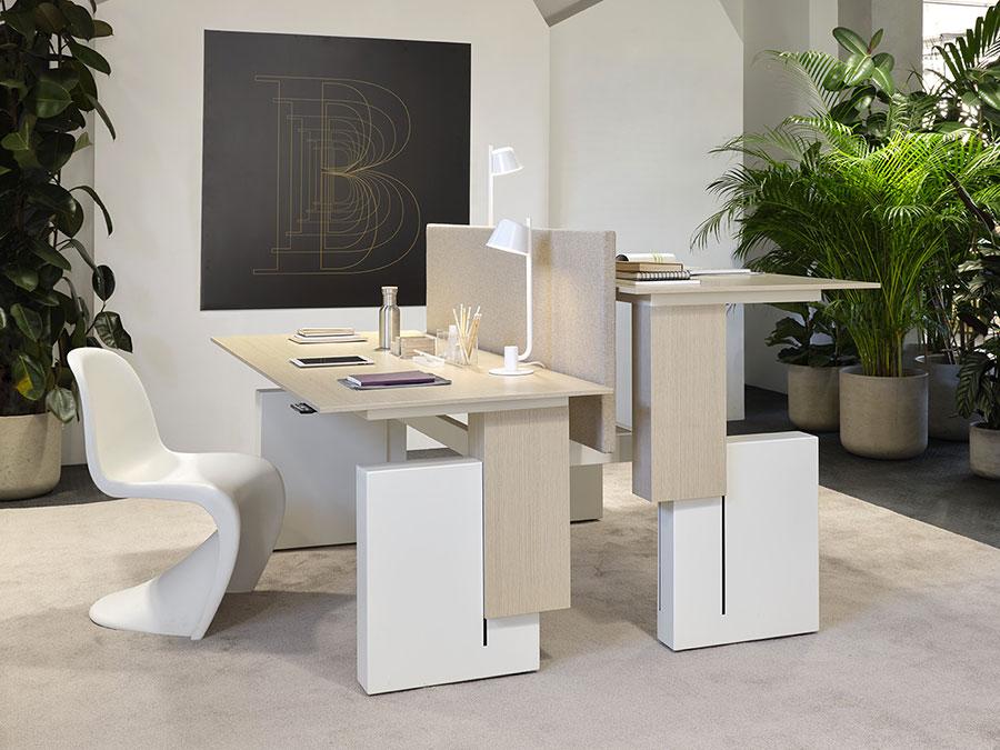 Ideas for furnishing a modern office n.01