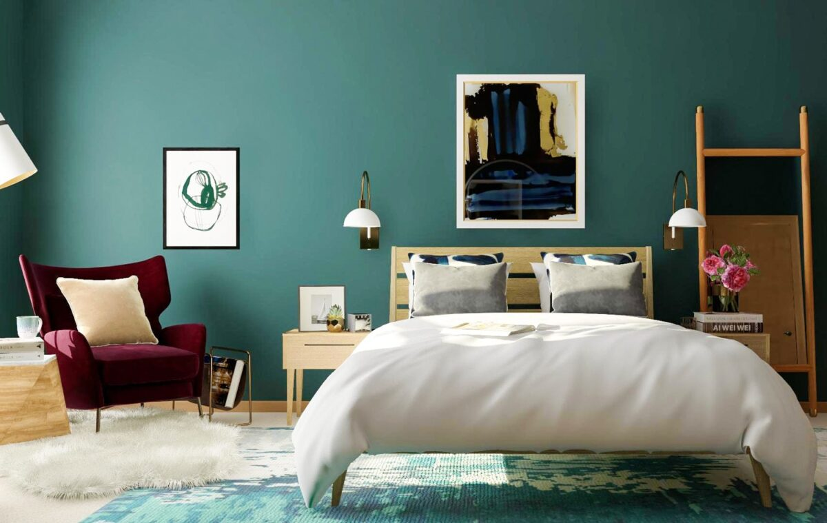 bedroom-teal-color-13