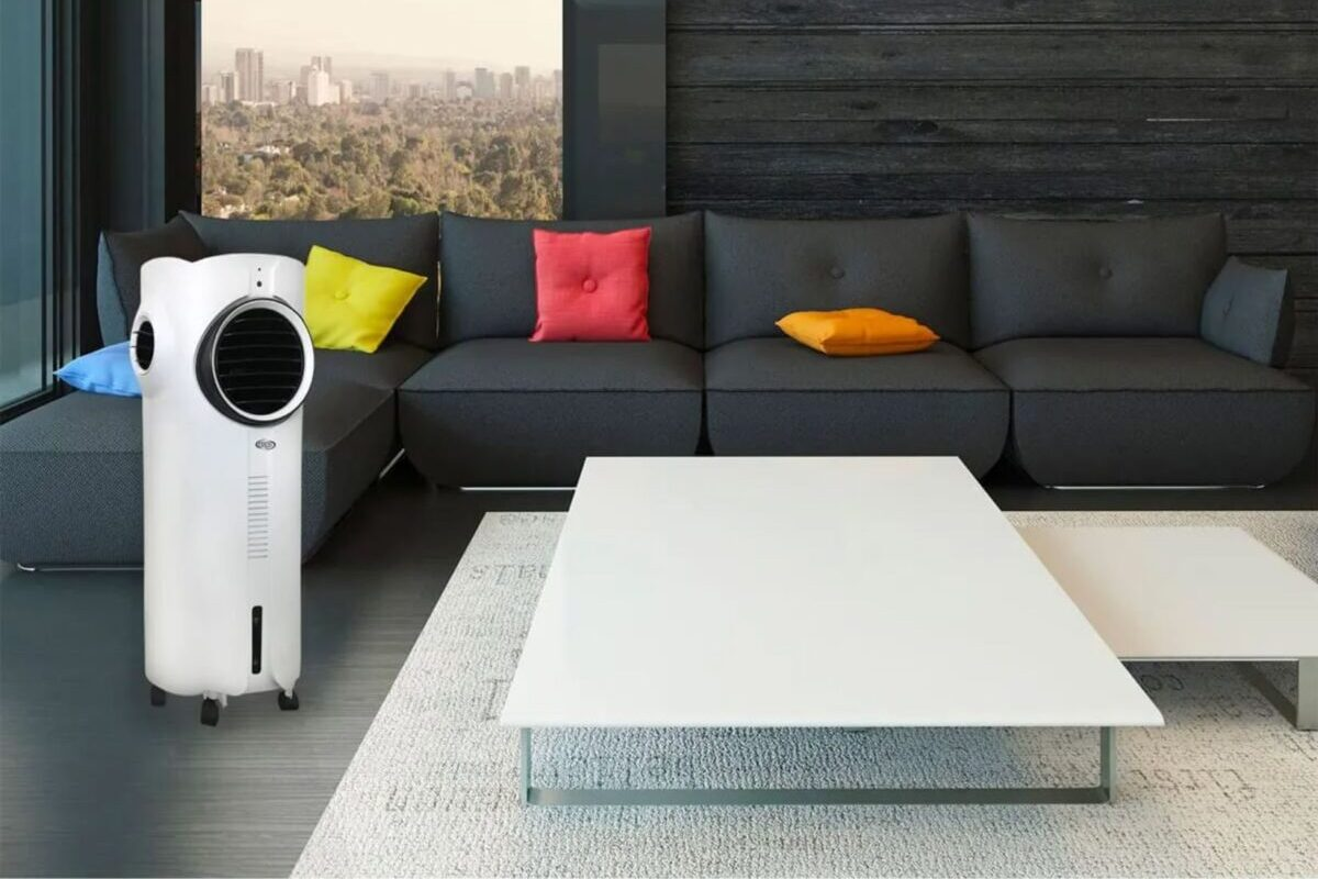 Evaporative cooler: advice for purchases