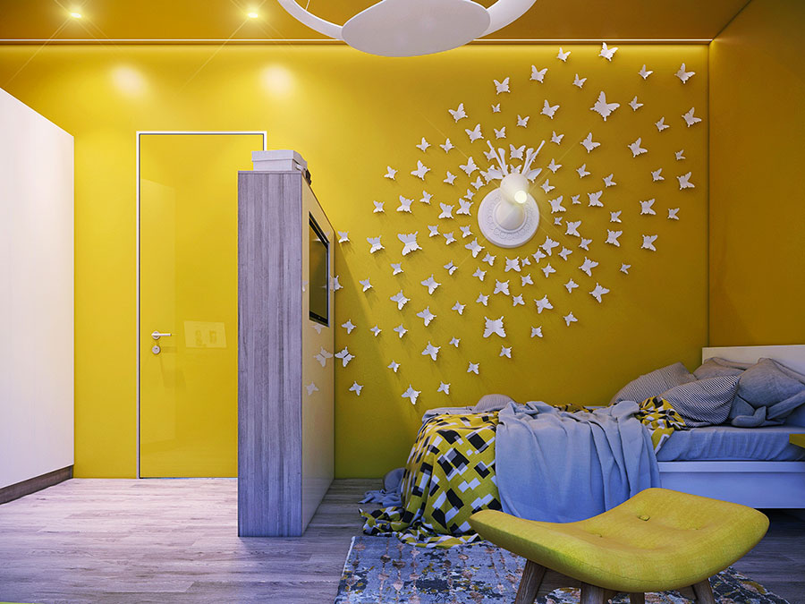 Wall decorations for children's bedrooms n.01